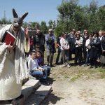 Visita guidata teatralizzata negli inferi: il Teatro del Viaggio approda a Canosa di Puglia