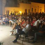 Grande successo per la prima serata dell'estate Pro Loco a Canosa